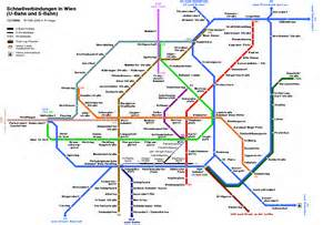 Vienna Subway Map by Pics Photos Metro Map Vienna