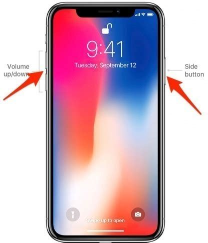 how to turn on iphone x turn iphone x iphonelife