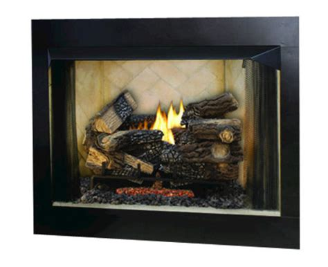 Gas Fireplace Inserts Menards by Ihp 50 Quot Bavarian Paneled Vent Free Fireplace Insert Only