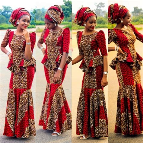nice ankara styles ankara lookbook chapter 2 kamdora