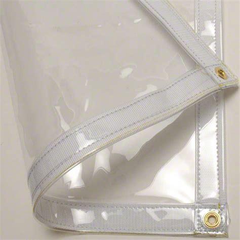 10 x 10 retardant clear plastic tarp 20 mil