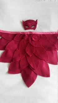 owlette wings mask disney pj masks meniainwonderland birthday ideas emmett