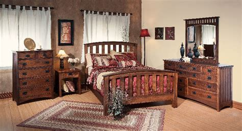 amish made bedroom sets amish furniture