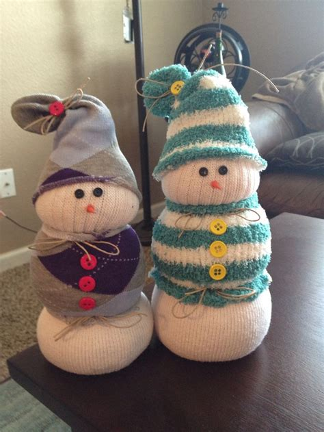 sock snowman craft with rice 118 best sock babies images on sock animals