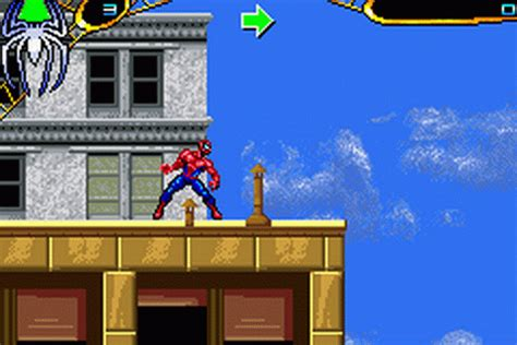 play spider man 2 nintendo game boy advance online | play