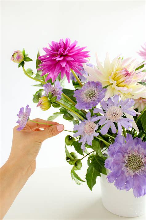 flower arranging for beginners diy floral arrangements for beginners