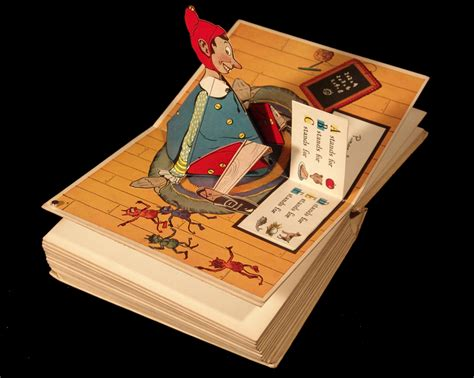 the up books the pop up pinocchio books as aesthetic objects the