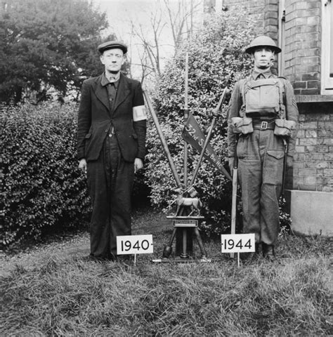 3 december 1944 britain the home guard are stood