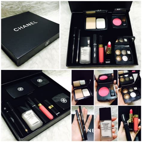 Dus Wrap Paket Packing Aman jual paket 9 in 1 chanel make up set hermes toserba