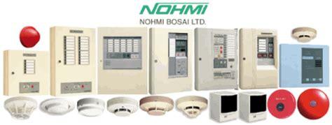 Alarm Nohmi Alarm Nohmi Di Indonesia