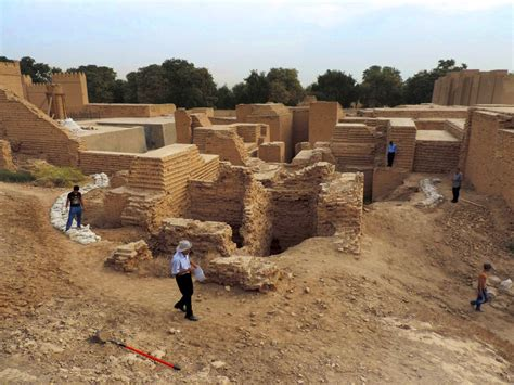 In Babylon the future of babylon world monuments fund