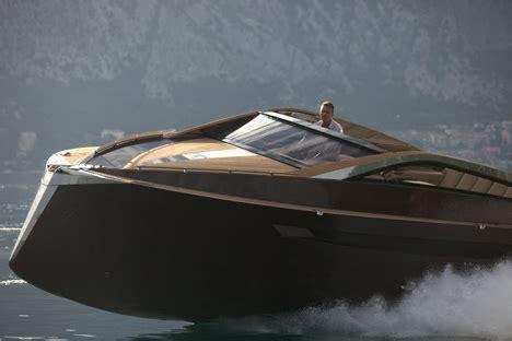 boat speed yacht builders antagonist wooden speed boat by art of kinetik wooden