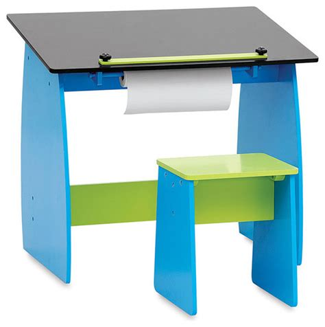 Studio Designs Kid S Drafting Table With Stool Blick Art Blick Drafting Table