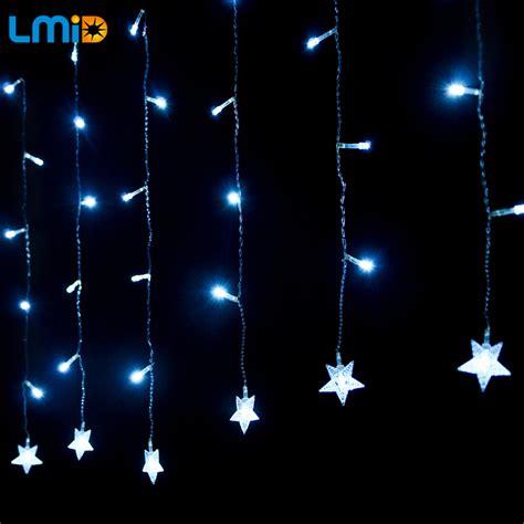 Lu Led String Light Versi Baterai 220v led crutain string lights outdoor light decoration