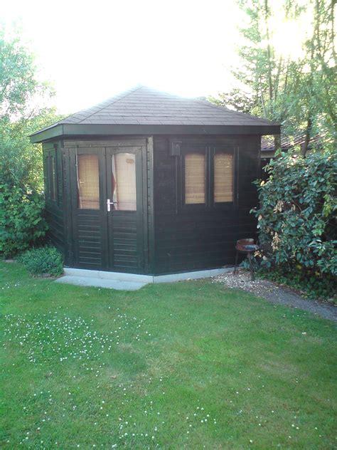 gartenpavillon holz gartenhaus 5 eck sams gartenhaus shop - Gartenpavillon Holz