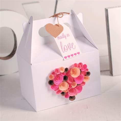Handmade Gift Box Ideas - gift wrapping ideas for valentines day how to decorate a