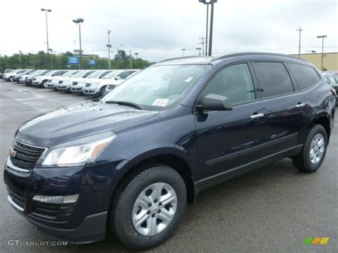 chevrolet traverse blue blue velvet metallic traverse autos post