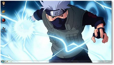themes naruto shippuden windows 7 naruto shippuden theme for windows 7 and windows 8