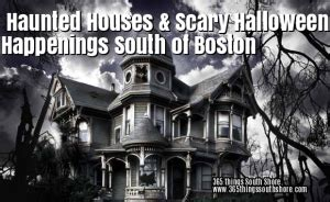 abington haunted house halloween 2016 365 things to do in south shore ma part 3