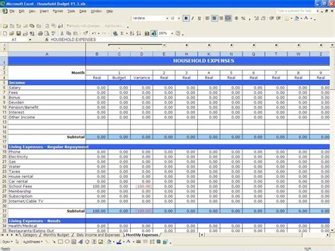 Excel Spreadsheets For Business by Excel Spreadsheet For Inventory Excel Spreadsheet