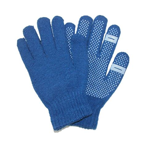womens grip knit texting winter womens grip knit texting winter gloves by ctm 174 gloves