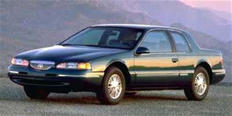 mercury cougar prices  reviews specs  car connection