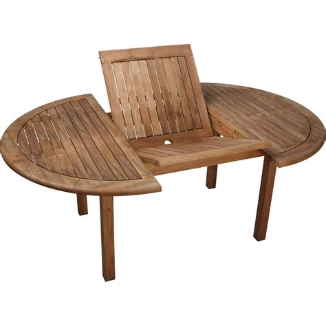 Table De Jardin 6 Personnes 5204 by Table De Jardin Naterial Robin Ronde Miel 6 Personnes