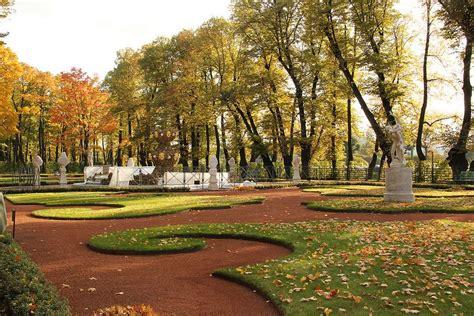 imagenes jardines de verano el jard 237 n de verano san petersburgo
