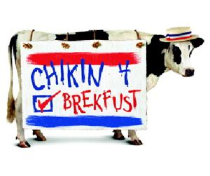 Chick Fil A Giveaway - free breakfast giveaway at chick fil a in september