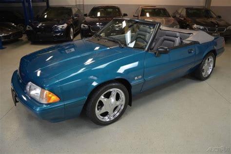 5 liter mustang 1993 ford mustang lx 5 liter convertible survivor ask