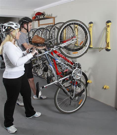 Bicycle Storage Rack by Gear Up Steady Rack 1 Bike Vertical Storage Rack 11000