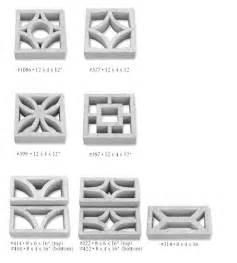 decorative concrete blocks for sale mid century modern screenblock walls precast concrete