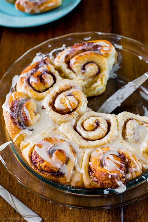 Cinnamon Roll by Cinnamon Rolls Recipe Uk