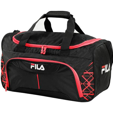 fila fastpace small duffel gym sports bag  colors gym bag