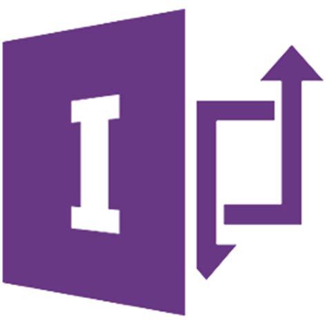 Infopath Logo Infopath 2013 Icons Free Icons In Metro Uinvert Dock