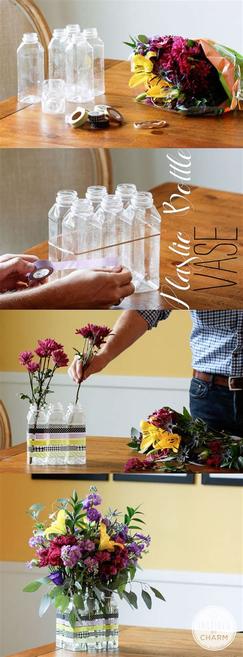 recycling plastic bottles diy craft ideas home decor 3 unique plastic bottles recycling ideas for home decor