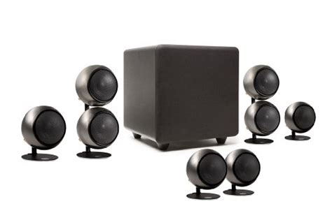 orb surround sound speakers video review orb audio people s choice 5 1 home theater
