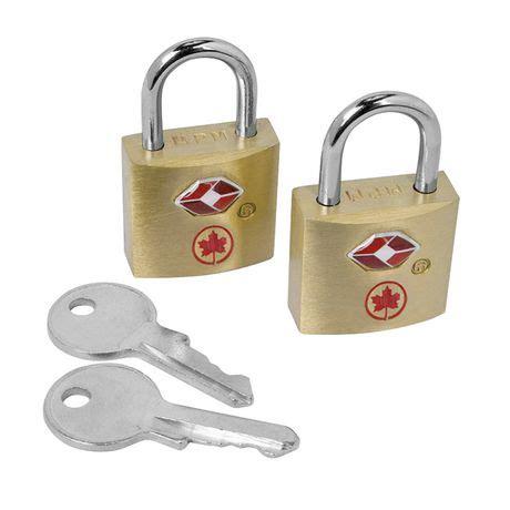 cadenas tsa canada air canada tsa key locks walmart ca