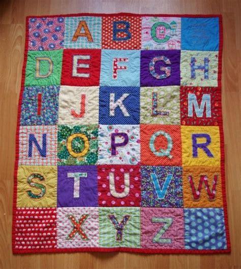 Letter Quilt Pattern Great Alphabet Quilt Quilts