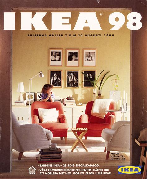 ikea 2005 catalog it s ikea s 30th birthday celebrating 30 years since it
