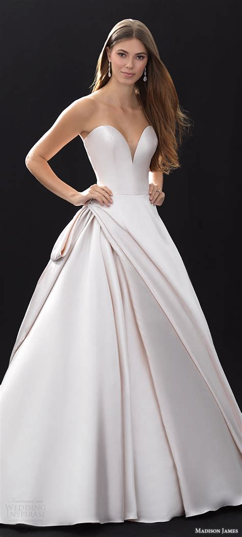 5 Bridal Gown Trends by 2018 Wedding Dress Trends To Part 1 Silhouettes And