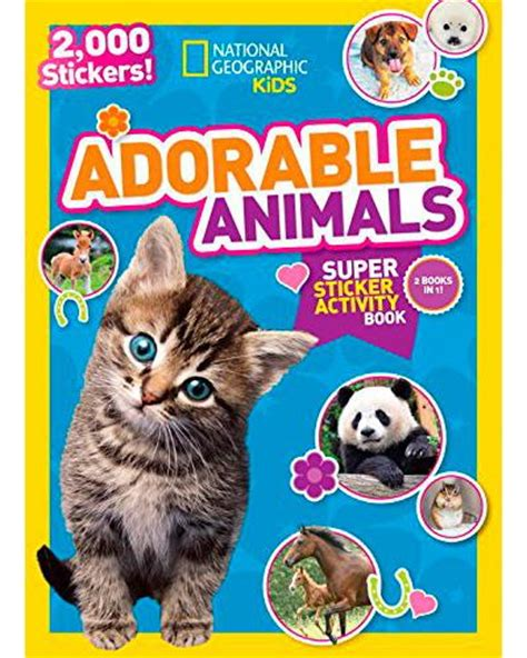 libro national 5 geography success national geographic kids adorable animals super sticker activity book comprar libro en fnac es