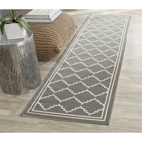grey indoor outdoor rug safavieh gresham grey indoor outdoor area rug reviews