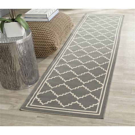 safavieh gresham grey indoor outdoor area rug reviews