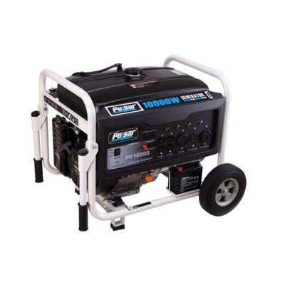 pulsar products pulsar 10 000 watt gasoline powered