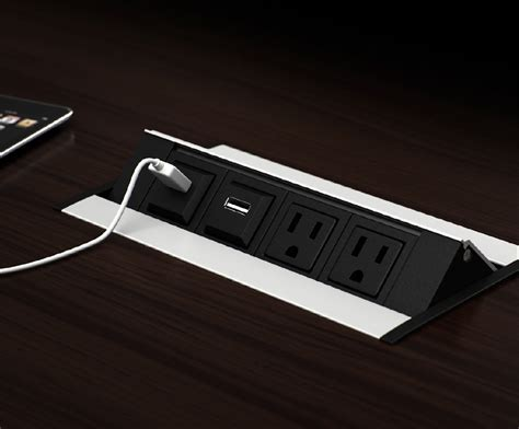 Boardroom Table Power And Data Modules with Conference Table Power Data Modules Enhance Your Next Meeting