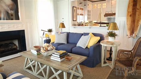 blue beach house living room www imgkid com the image ultimate beach house living room youtube