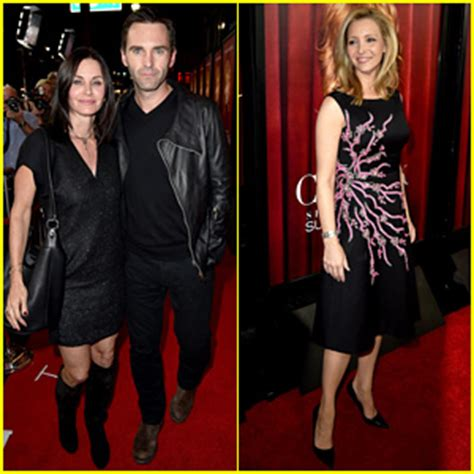 Courteney Cox Stuns With by Courteney Cox Stuns At Just Before I Go Premiere At