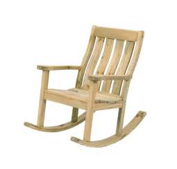 schaukelstuhl garten pine farmers rocking chair garden world