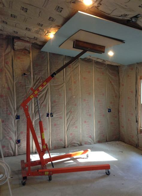 Sheetrock Ceiling by 379 Best Homemade Jacks And Lifts Images On Pinterest